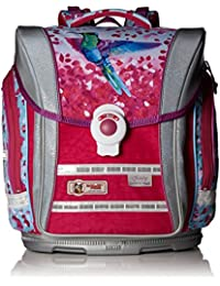 Mc Neill Schoolbag Set, Rosa/Weiß (Pink) - 9613152000