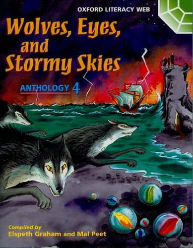 Wolves, eyes and stormy skies. Anthology 4