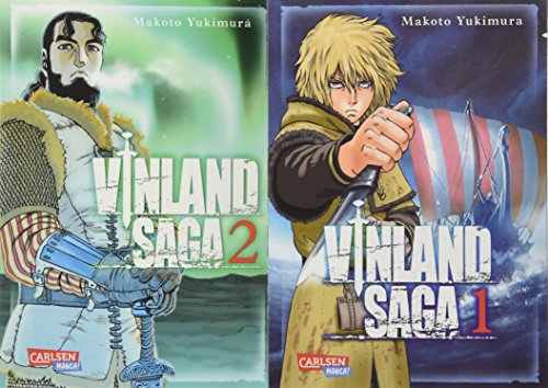 Vinland Saga Doppelpack 1-2: Starterpack