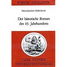 Der historische Roman des 19. Jahrhunderts