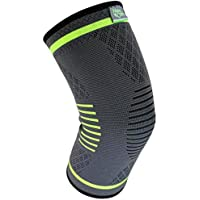 NatraCure Kompression Kniebandage & Knieschoner schützt bei Sport, Joggen, Fitness – Knieschützer & Knie Bandage... preisvergleich bei billige-tabletten.eu