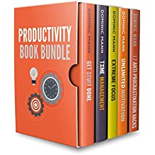 Productivity Book Bundle: Learn How to Be Productive, Get Motivated, and Beat Procrastination — 10X Your Productivity