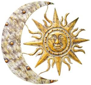 Gardman Aztec 17327 Wall Decoration Sun And Moon 66 X 61