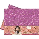 Violetta Disney Music Passion mantel 120X180cm decoración de cumpleaños de los niños