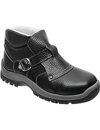 Worksite Ss616Sm - Zapatos de Seguridad deportivaUnisex Adulto, Color Negro, Talla 37 EU