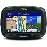 Garmin ZUMO 340LM Motorcycle GPS SATNAV with Western Europe Maps (Newly Overhauled)