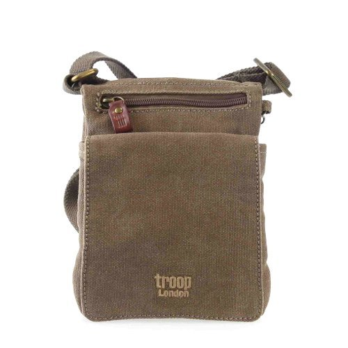 troop-london-unisexe-adulte-sac-a-dos-de-randonnee-marron-marron