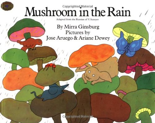 Mushroom in the Rain (Rise and Shine)