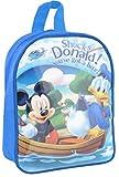 Mickey und seine Freunde–Kleiner Rucksack 27cm Mickey & Donald Urlaub am See
