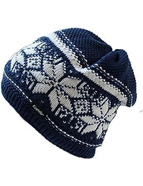 Eisbär - Set de bufanda, gorro y guantes - para hombre