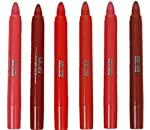 ADS has come up with new Crayon long lasting lip sticks which are unbelievable and comes with long lasting effect to define lips. It is derived from new series which leaves your lip look fuller and sexy. A color saturated, velvety lipstick, Moisturis...