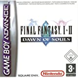 Final Fantasy I & II Dawn Of Souls Game Boy Advance Game Gioco