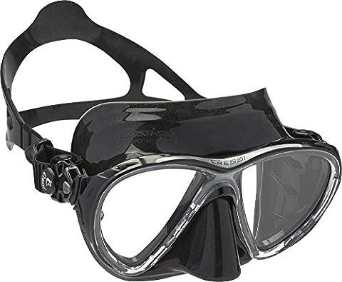 Cressi Big Eyes Evolution, Scuba Diving and Snorkeling Premium Mask