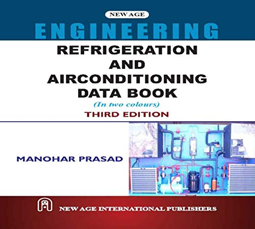 Refrigeration and Airconditioning Data Book