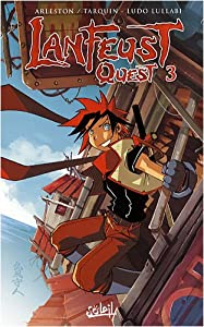 Lanfeust Quest Edition simple Tome 3