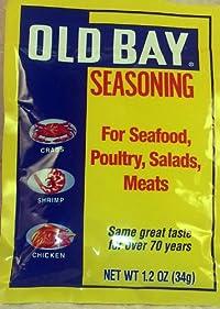 Old Bay Seasoning 1.2oz. (Pack of 6)