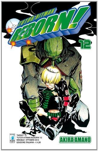 Tutor Hitman Reborn par Akira Amano