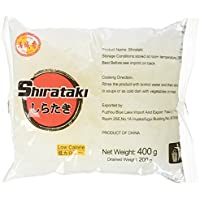 Konjak Nudeln Shirataki Nudeln(breit) aus Konjakmehl (10 x 400 g)