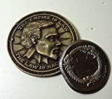Septim Ouroboros Coin Set - Skyrim Oblivion Elder Scrolls Online Daggerfall