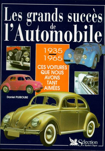 Les Grands Succès de l'automobile