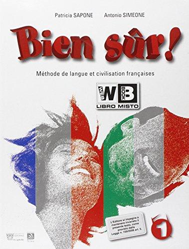 Bien sûr! Con carnet linguistique. Con espansione online. Per la Scuola media. Con CD-ROM: 1