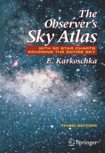 Sky Chart (The Observer's Sky Atlas: With 50 Star Charts Covering the Entire Sky)