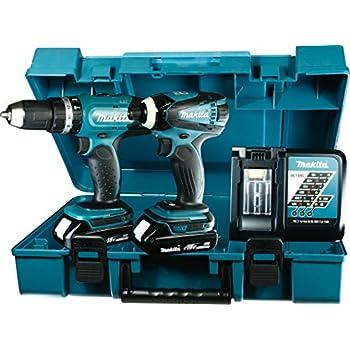 makita bhp453rhe akku schlagbohrschrauber 18 v 2 akkus und ladeger t baumarkt. Black Bedroom Furniture Sets. Home Design Ideas