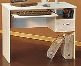 PC-Tisch Computertisch Ahorn BV-VERTRIEB Schülerschreibtisch Bürotisch Ahorn - (948)