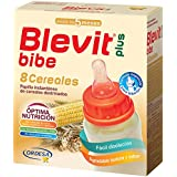 Blevit Plus Bibe 8 Cereales - Paquete de 2 x 300 gr - Total: 600 gr