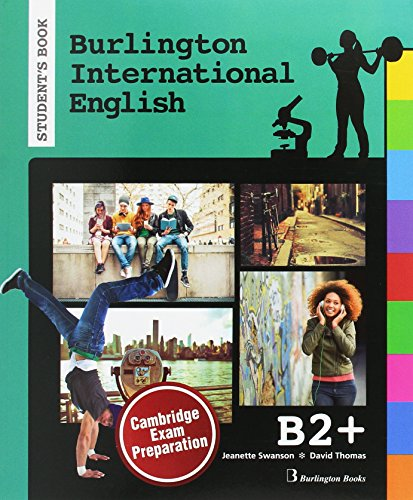 BURLINGTON INTERNATIONAL ENGLISH B2+ ST 17