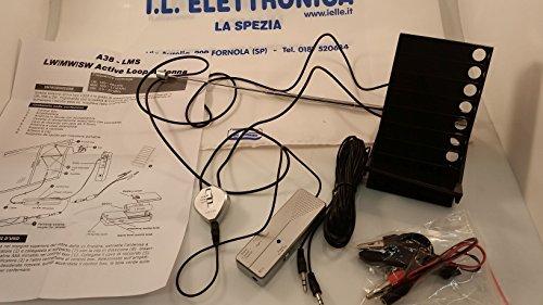 Tecsun a38-lms Aktive Antenne Typ Loop LW/MW/SW 330012
