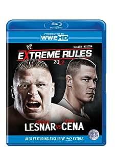 WWE - Extreme Rules 2012 [Blu-ray]