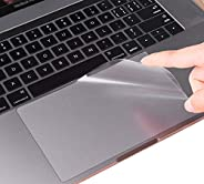 (2 Pack) Clear Anti-Scratch Trackpad Touchpad Touch Panel Protector Cover Skin for Newest MacBook Pro 15 Inch