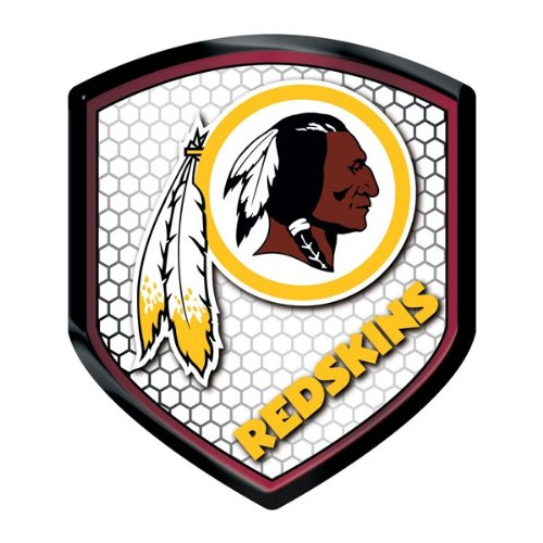 Washington Redskins Shield Style Reflektor