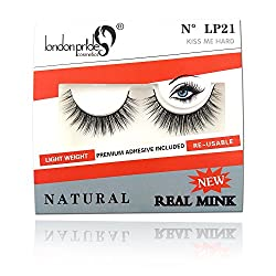 London Pride Cosmetics Eyelashes LP 21