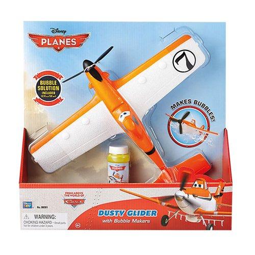 Mondo 25124 - Dusty - Gleitflieger aus Schaumstoff mit Seifenblasenringen thumbnail