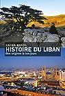 Histoire du Liban par Baron
