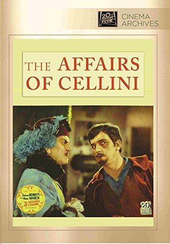 AFFAIRS OF CELLINI, THE by Constance Bennett (Cellini Time)