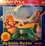 1995 Fisher-Price Big Bubble Machine