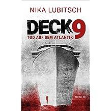 Deck 9: Tod auf dem Atlantik (Ein Sybille Thalheim-Krimi 3)