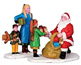 Lemax - Presents From Santa, Set Of 2