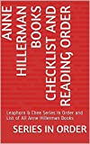 Anne Hillerman Books Checklist and Reading Order: Leaphorn & Chee Series In Order and List of All Anne Hillerman Books