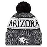 New Era NFL Sideline 2018 Bobble Mütze Arizona Cardinals