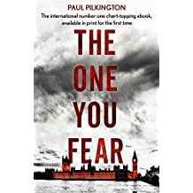 The One You Fear: Emma Holden Trilogy: Book Two by Paul Pilkington (2014-06-05)