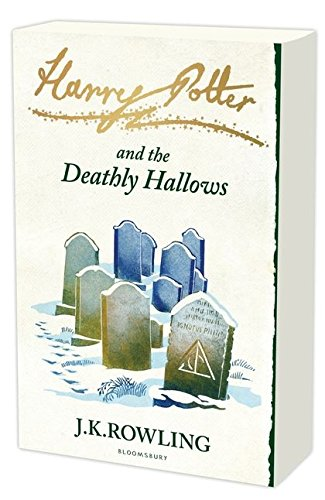 Click for larger image of Harry Potter and the Deathly Hallows (Harry Potter Signature Edition)