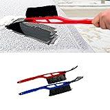 lzn frusta auto allungabile Auto Auto Raschiaghiaccio Pala da neve pennello distanza strumento di pulizia