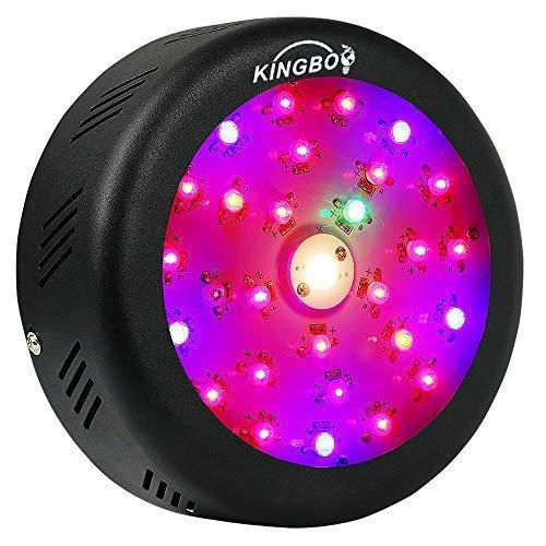 KINGBO Neu UFO LED Wachsen Licht 150W,