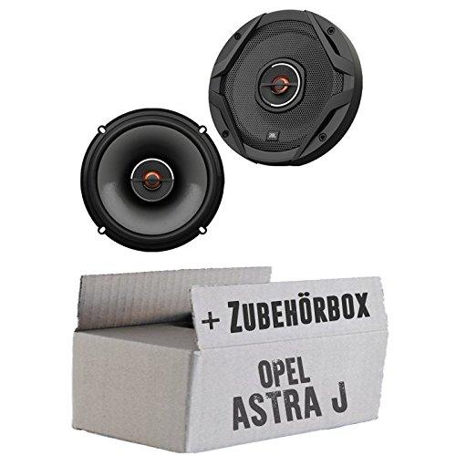Opel Astra J - JBL GX602   2-Wege   16cm Koax Lautsprecher - Einbauset
