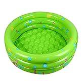 hunpta Aufblasbare Baby Swim toodler Ozean Ball, 80cm, rund, Garten- grün