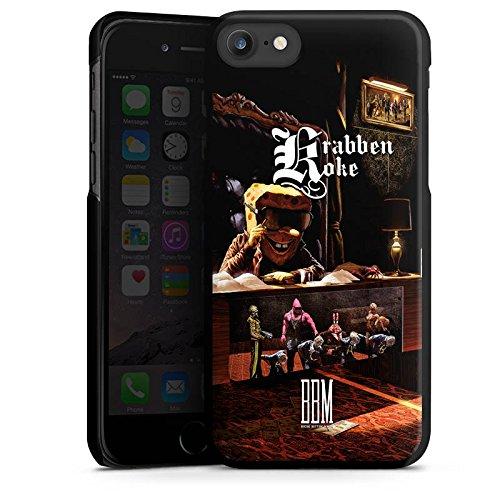Apple iPhone 6s Hülle Case Handyhülle Spongebozz Krabbenkoke Fanartikel Merchandise Hard Case schwarz